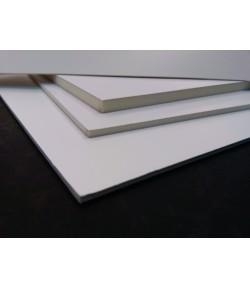 Poli plat Extra White Spessore 5mm 500 gr/mq